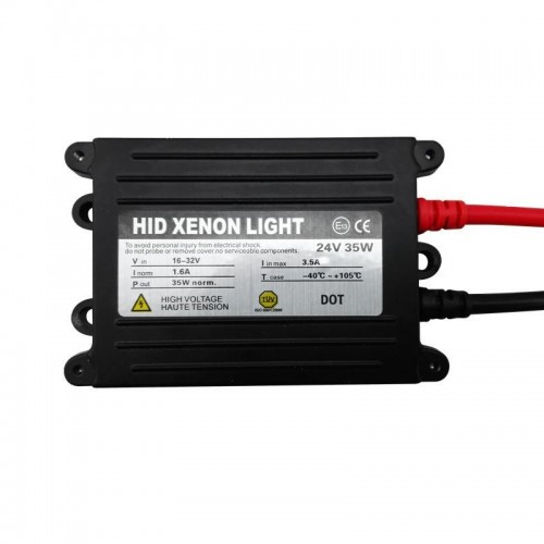 Balast Xenon Digital HID CanBus 24V 35W slim