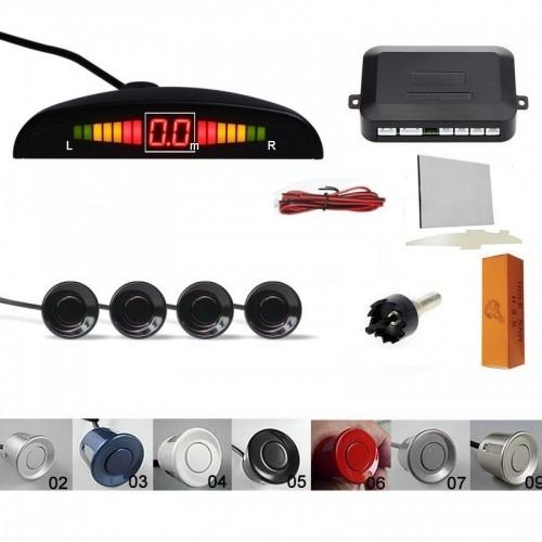 Kit senzori parcare spate cu display si avertizare sonora