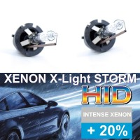 Bec Xenon D2S / D2R / D2C X-Light STORM